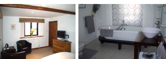 Cyder room and bath
